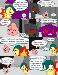 I.16. The Battle_Pg1 by PokreatiaForms