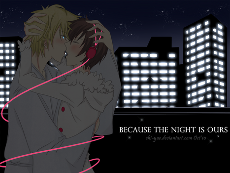 The Night Is Ours by chi-yue