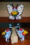 Butterfree Sculpture by Sin-R