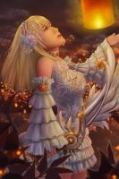 Moonlight Fina - Final Fantasy Brave Exvius by lutehuynh