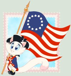 Star Spangled Banner by ThisCrispyKat