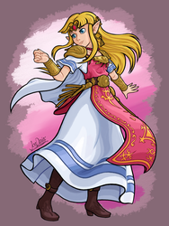 Ultimate Zelda by The-Quill-Warrior