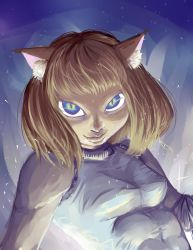 Space Cat by shirgane777