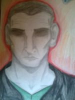 Rough Ninth Doctor by spiritofthebeast