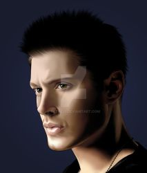 Dean Winchester by Sythe01