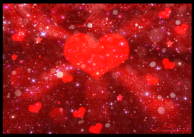 Love Dimension - Happy Valentine's Day by Oce3D