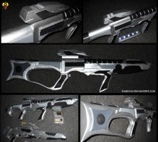 Star Trek E.V.A. Rifle from First Contact by Euderion