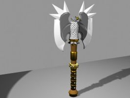 Eagle Axe by ggeorgiev92