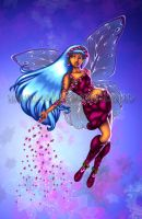 Fairies - Silvertear by Alise-Art
