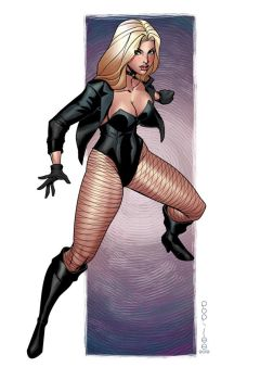 Black Canary by pop-lee