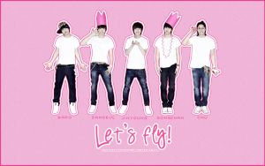 B1A4 Let's Fly Wallpaper by KillerMarshmallow-x