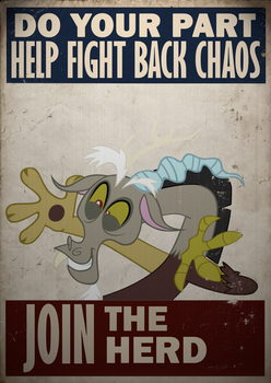 Fight Back Chaos by BTedge116