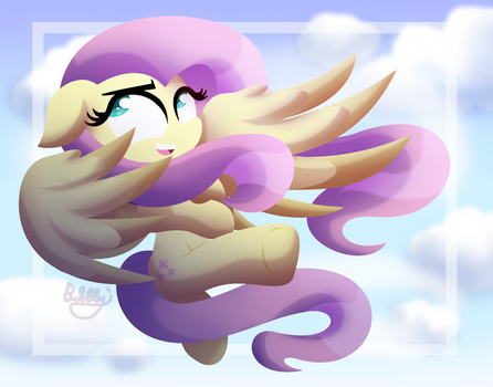 Send Your Heart Aflutter by Bubbly-Storm