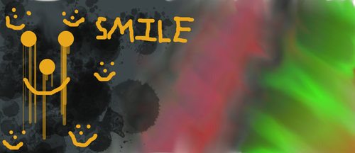 Smile by ladydementer