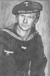 Sean Patrick Flanery in sailor suit by gagambo