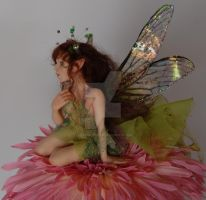 green faery by polymer-people