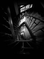 Stairs by manuamador