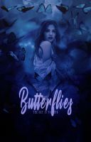 Butterflies||Wattpad Cover|| by DaisyChan55