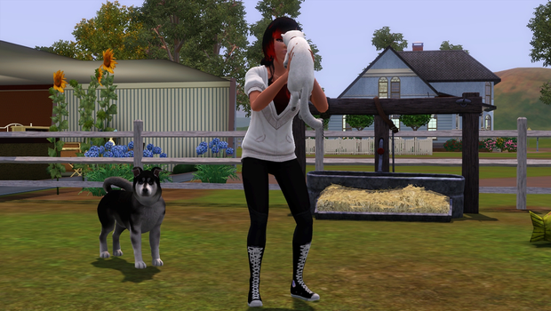 Fun with Sims 3 Pets 1 by Lolalilacs