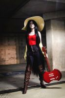 Marceline the Vampire Queen Cosplay 3 by EmilyScissorhands