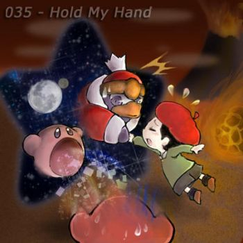 035 - Hold my hand by Mikoto-Tsuki