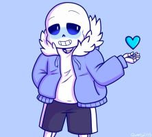 Smol skelly by qwerty2245