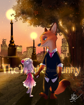 I'll Walk You Home... by TheWinterBunny