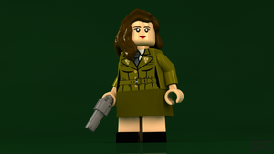 LEGO MARVEL Superheroes - Agent Peggy Carter by Concore