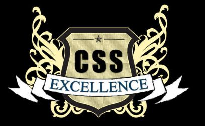 CSS Excellence - logo by acedman