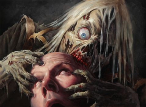 Appetite for Brains by Michael-C-Hayes
