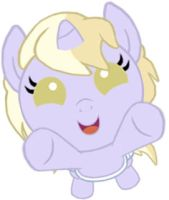 Derpy's Little Muffin by RlyOff