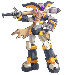 Commission: Bass Neo (Legends ver.) by ultimatemaverickx