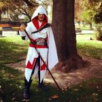 Ezio Auditore Cosplay by Eragon2589