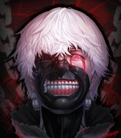 Tokyo Ghoul by katoyo