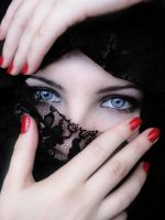 Veiled by illiyana