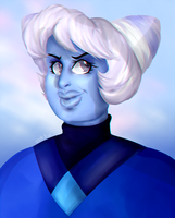 Holly Blue Agate by Ionkka