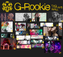 TagWall 5 by G-Rookie