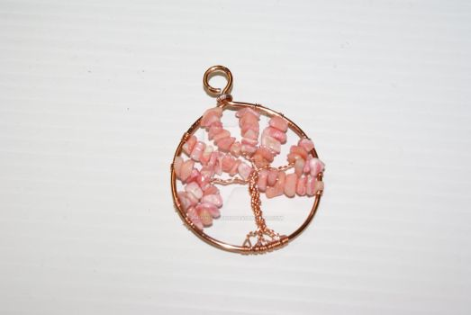 Breast Cancer Awareness Tree of Life