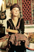 Finnish Girl in a Polish House by ylf13