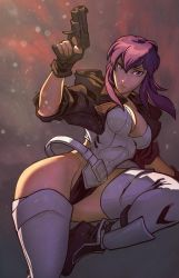 Motoko Colors by edwinhuang