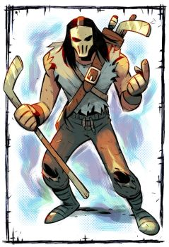 Casey Jones color by stalnososkoviy