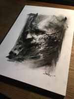 Charcoal.  by anythingbuthumans