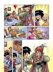 Eloria Comic Book Issue 1 Page 14 by alexpal