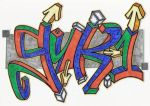 Stickers 339 by VHS-Guri