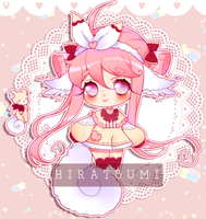 [Adoptable]: *SWEET LOVE*  DREAMIMY ~19 [CLOSED] by Hiratsumi