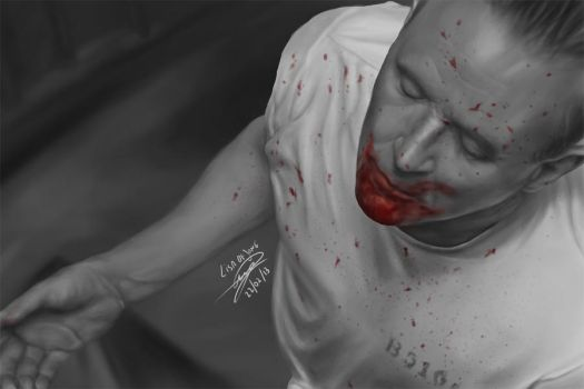 Hannibal Lecter by LisaCooper91