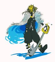 KH_King Sora by beaver92