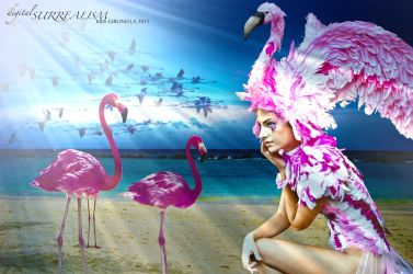 Flight of the Flamingo by Lordgyron