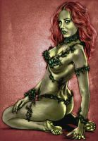 Poison Ivy by Art-by-Jilani