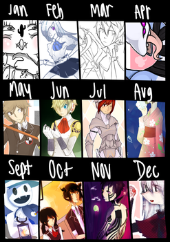 2014 by 4sona